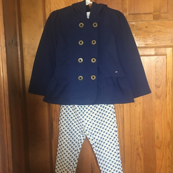 Tommy Hilfiger Other - 3T 3 piece outfit Tommy Hilfiger